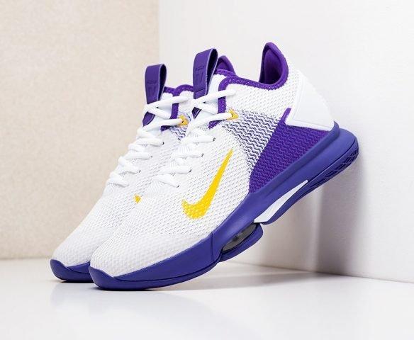 Nike Lebron Witness IV белые