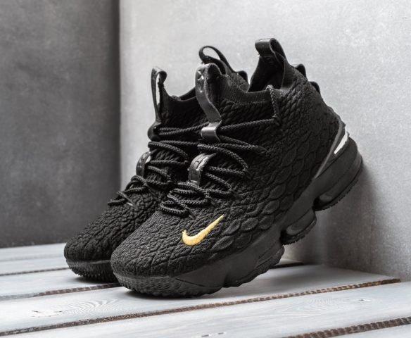 Nike Lebron XV black