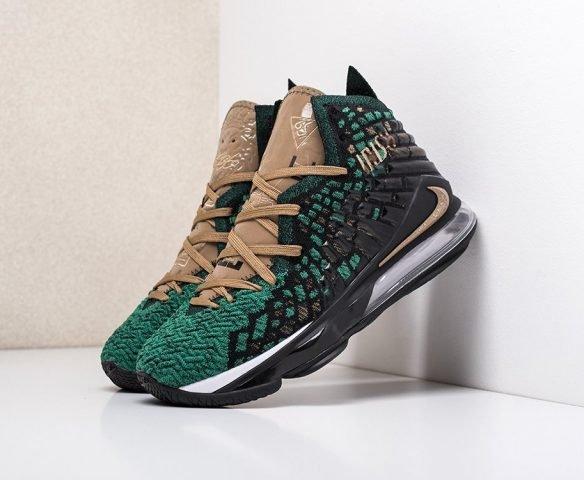 Nike Lebron XVII green