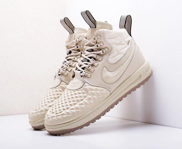Nike Lunar Force 1 Duckboot Cream Beige