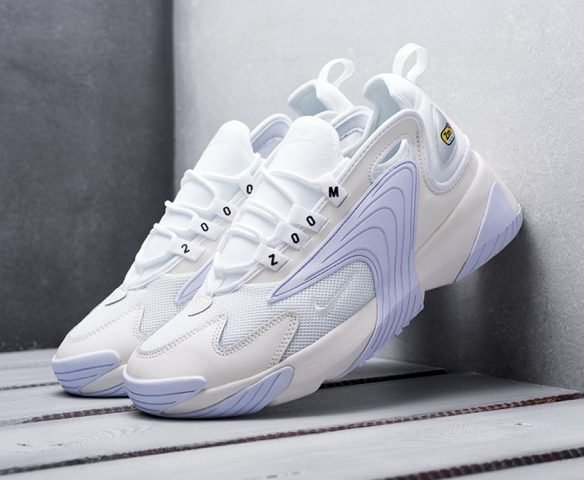 Nike Zoom 2K белые