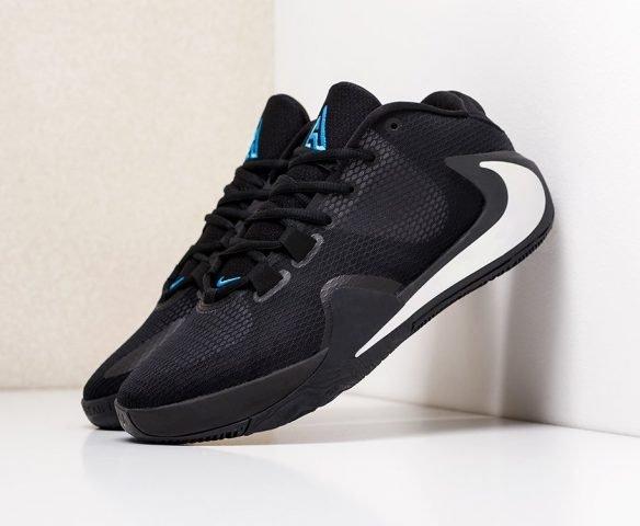 Nike Zoom Freak 1 черные