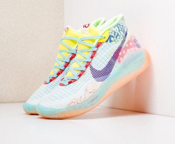 Nike Zoom KD 12 разноцветные