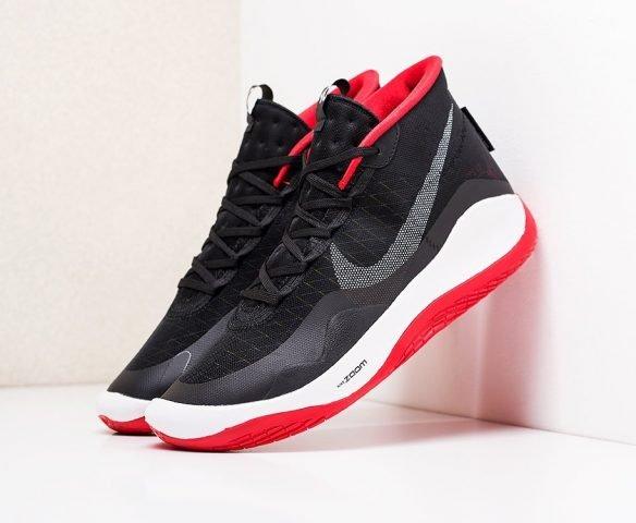Nike Zoom KD 12 черные с красным