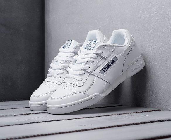 Reebok Workout Plus белые