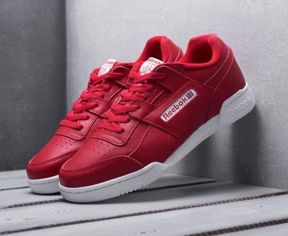 Reebok Workout Plus красные