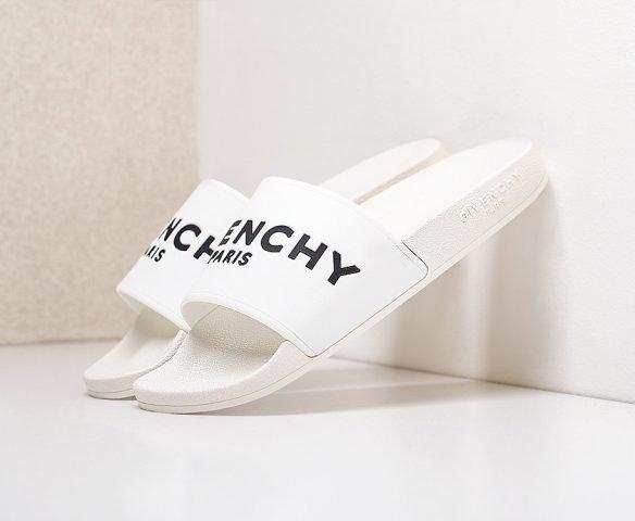 Сланцы Givenchy белые