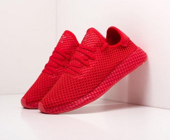 Adidas Deerupt красные