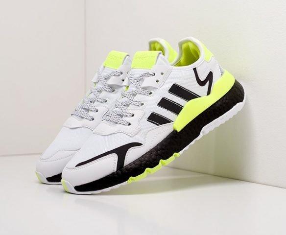 Adidas Nite Jogger white