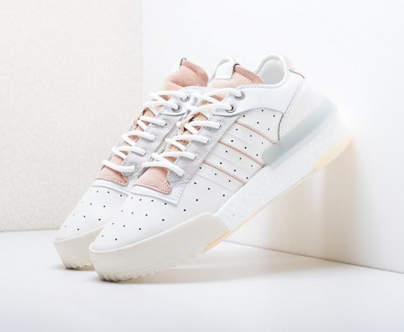 Adidas Rivalry RM Low белые