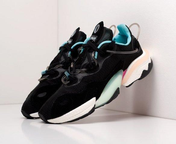 Adidas Torsion X black-blue