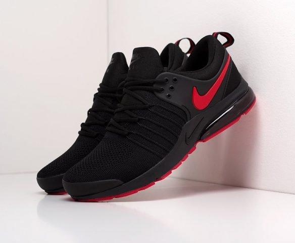 Nike Air Presto 2019 black-red
