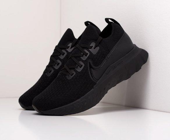 Nike React Infinity Run all black