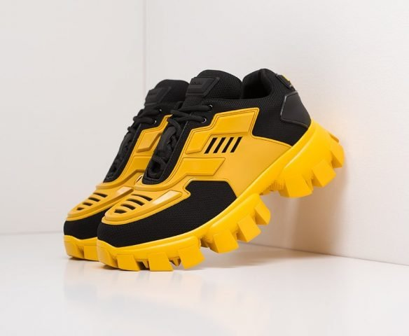 Prada Cloudbust Thunder желтые