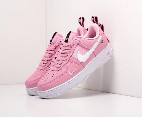 Nike Air Force 1 LV8 Utility розовые