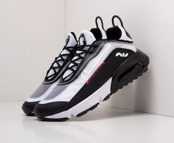 Nike Air Max 2090 черно-белые