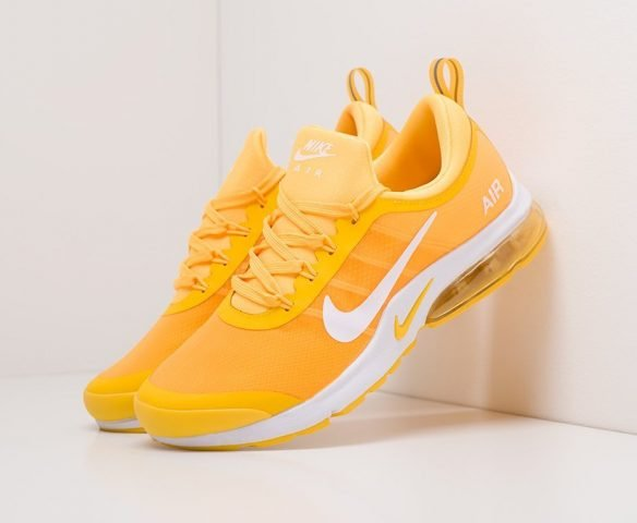 Nike Air Presto желтые