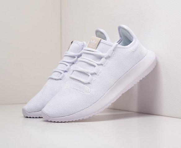 Adidas Tubular Shadow Knit low white