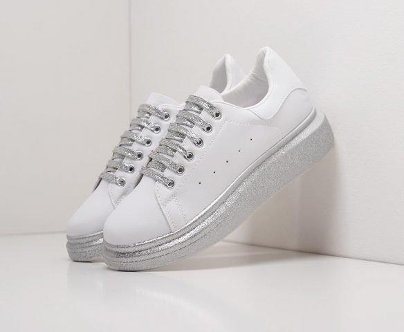 Fashion white-silver