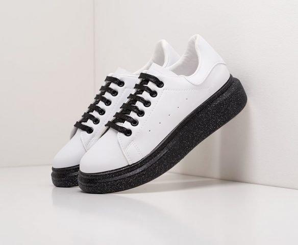 Fashion low white-black