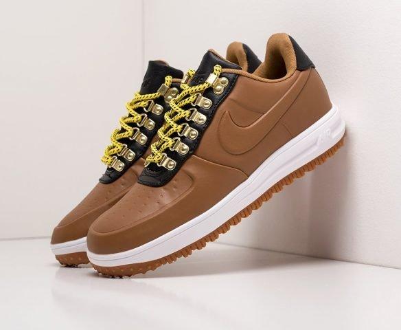 Nike Lunar Force 1 Duckboot Low brown