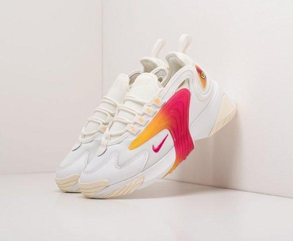 Nike Zoom 2K white