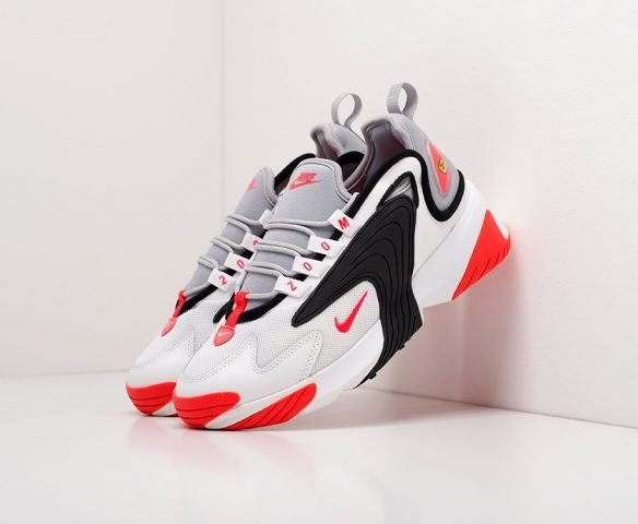 Nike Zoom 2K low white