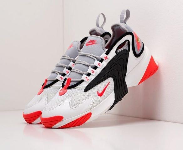 Nike Zoom 2K white-grey