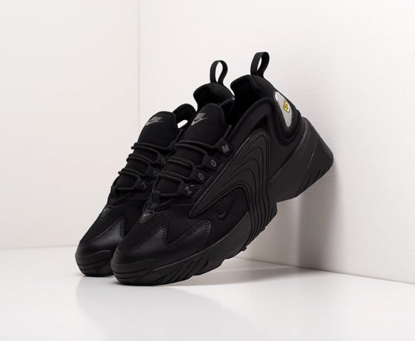Nike Zoom 2K low черные