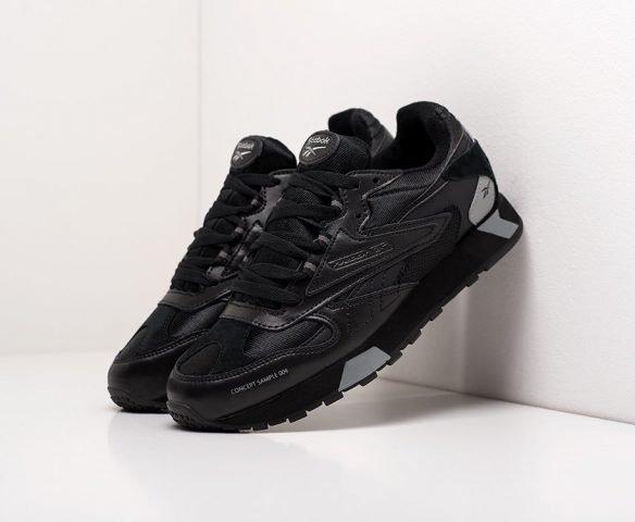Reebok CL LTHR ATI 90S low черные