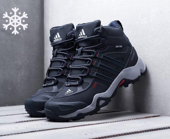 Adidas Terrex Winter high blue