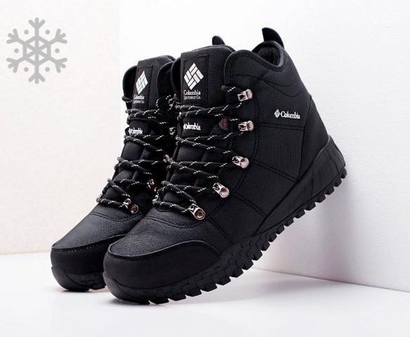 Columbia winter black