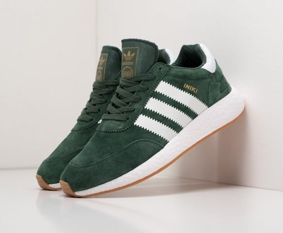 Adidas Iniki Runner Boost green