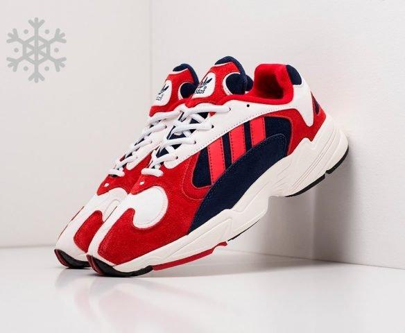 Adidas Originals Yung 1 red winter