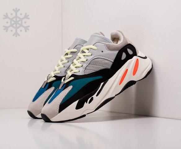 Adidas Yeezy Boost 700 зимние серые