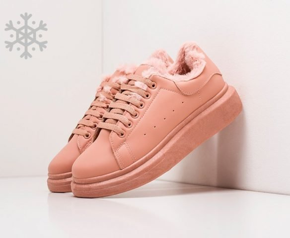 Fashion pink winter