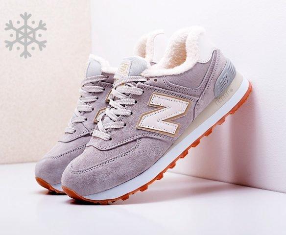 New Balance 574 winter grey