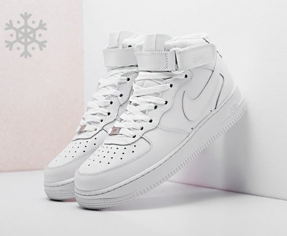 Nike Air Force 1 winter white