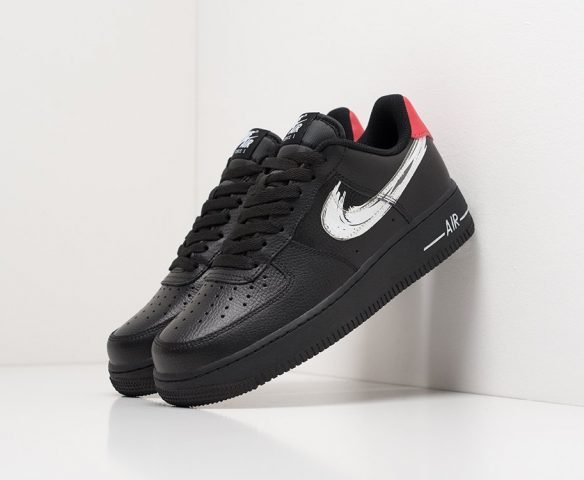 Nike Air Force 1 Low leather black-white