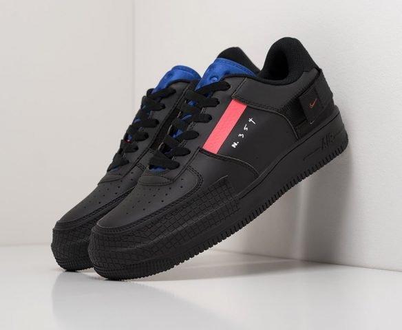 Nike Air Force 1 Type N 354 черные