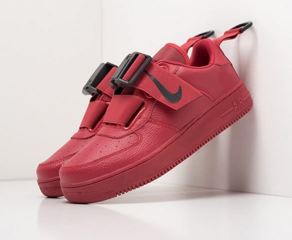 Nike Air Force 1 Utility red