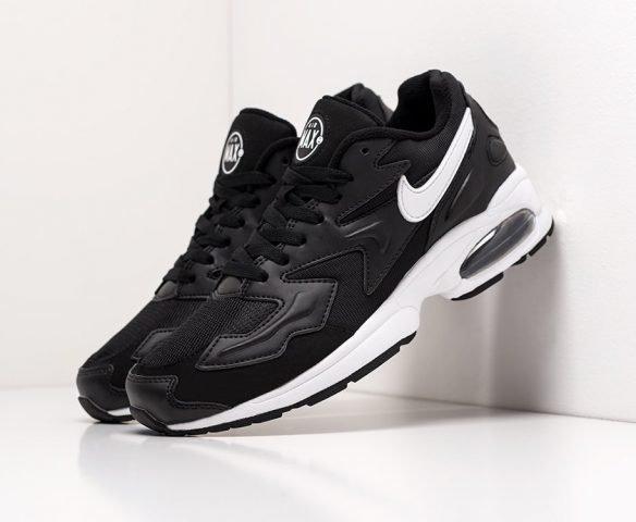 Nike Air Max 2 Light OG black-white