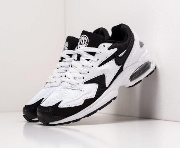 Nike Air Max 2 Light OG white-black