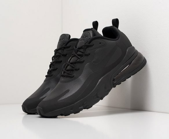 Nike Air Max 270 React черные