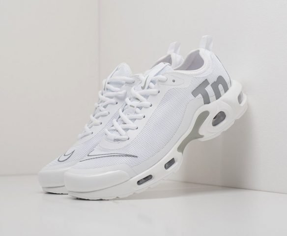 Nike Air Max Plus TN white