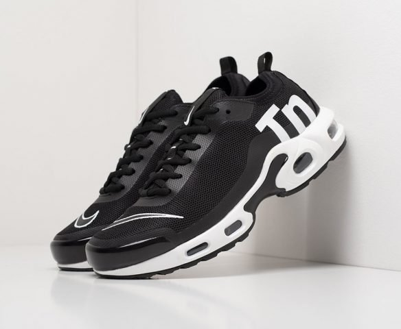 Nike Air Max Plus TN black-white