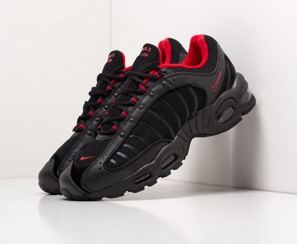 Nike Air Max Tailwind IV black-red