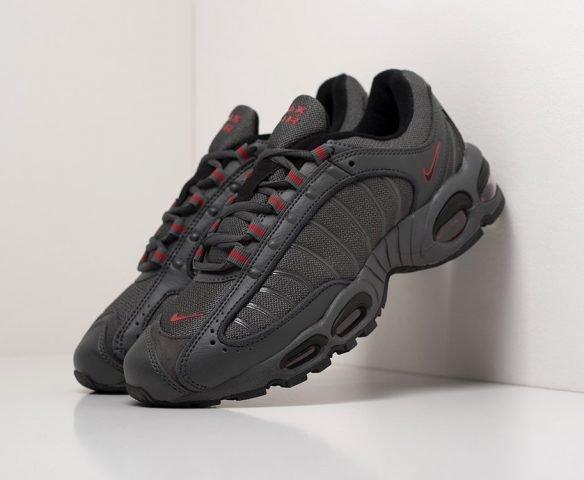 Nike Air Max Tailwind IV leather черные
