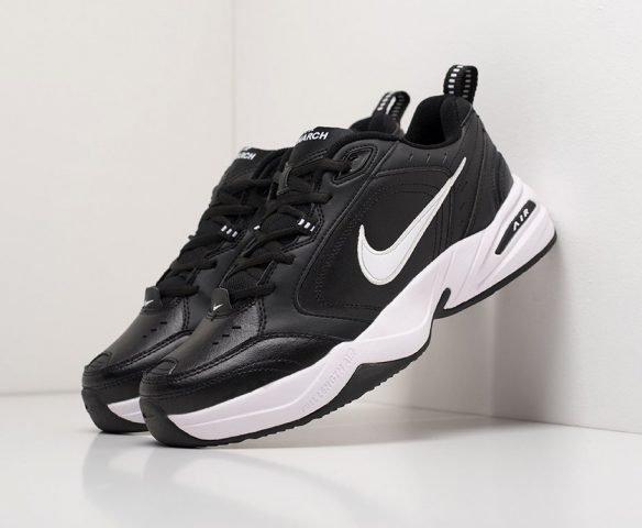 Nike Air Monarch IV black-white