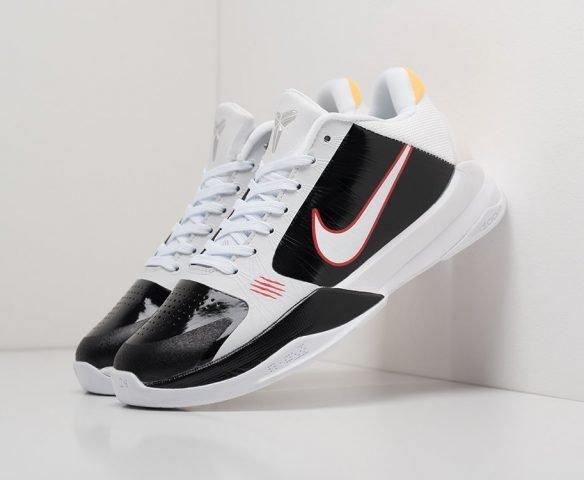 Nike Kobe 5 Protro black-white